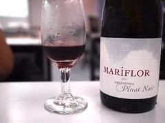 2007 Mariflor Pinot Noir from Argentina