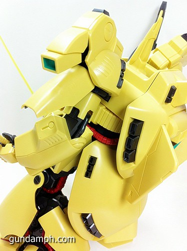 MG The-O PMX-003 Review OOB Build (61)