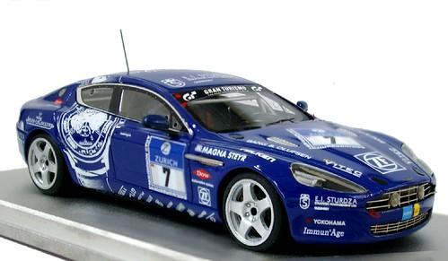 Tecnomodel Aston M.Rapide Nürburgring 2010 b