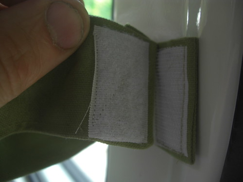 Replaced Velcro on Strap