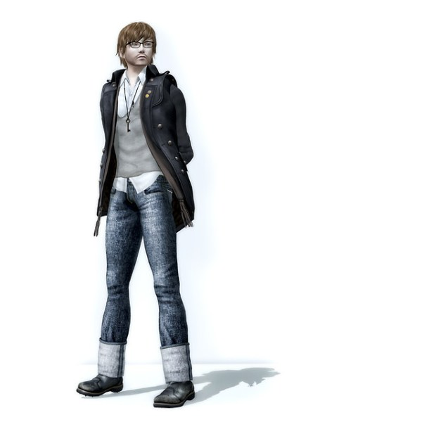 Male Fashion - Bronson Twine