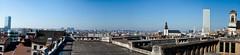 Panorama - Vue sur Bruxelles