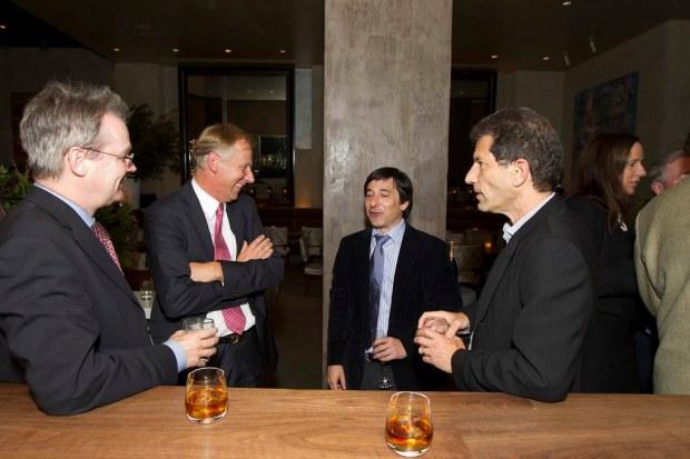 Chris Nuttall, Richard Waters, Joe Menn and Jon Rubinstein