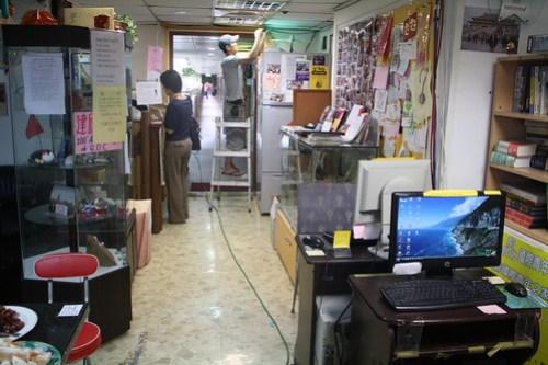 [台湾2.5] HOLO ファミリー ハウスの入り口