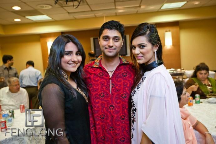 Groom & Guests | Shamz & Sana's Wedding Day 1 | Hyatt Place Atlanta Airport South | Atlanta Indian Photographer