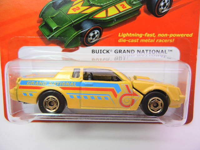 hot wheels hot ones buick grand national (2)