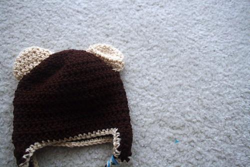 bear hat #3!
