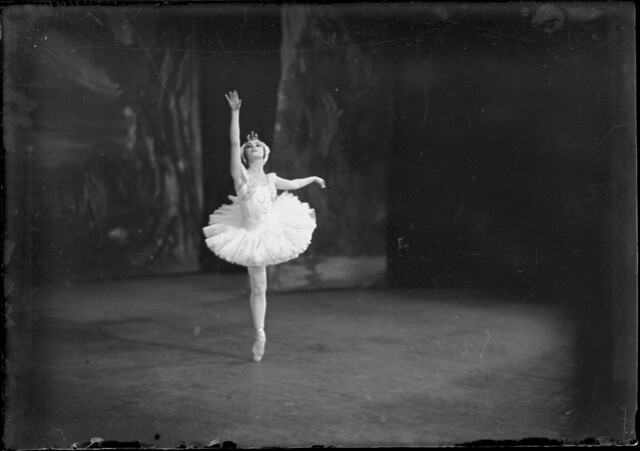 """Swan lake"", Ballets Russes, [1]."