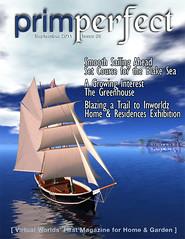 Prim Primfect No. 36: Cover