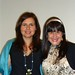 Con la enologa Irene Paiva de Vistamar