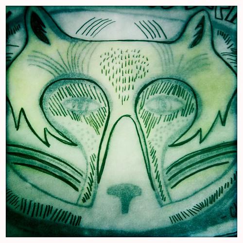 fox - sketch - 2nd color