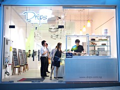 Drips Cafe and Bakery, Tiong Poh Road, Tiong Bahru Estate