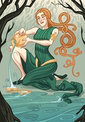 Goddess: Saga (Norse)