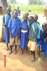 School Children in Kansuk, South Sudan