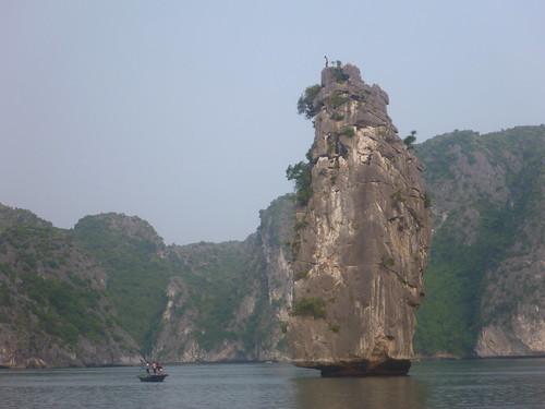 Vietnam's best climber?