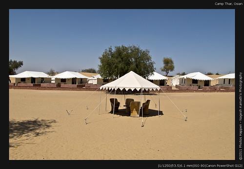 Camp Thar, Osian