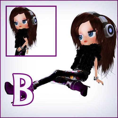 Alphabet Blog Challenge-B