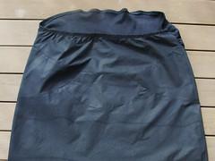 Lingering Layers Skirt - Back details