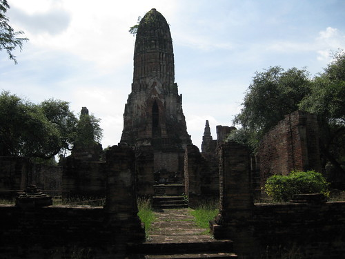 18/9/2011 - Ayuthaia/Thailand
