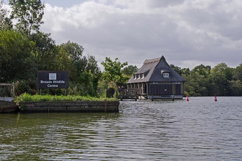Wildlife Centre Ranworth Broad