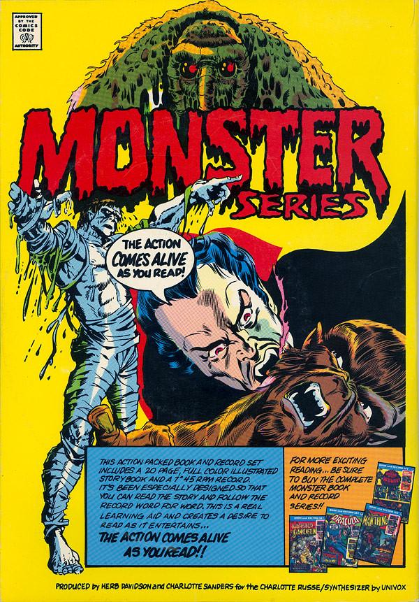 Power Records Monster set