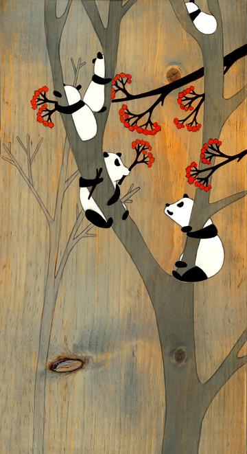 panda-print