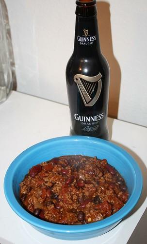 Guinness Chipotle Chili