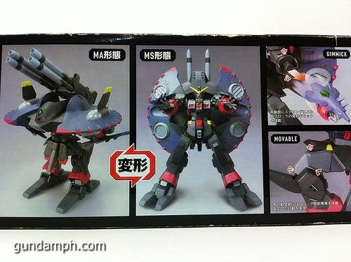 HCM Pro Destroy Gundam 1-200 GFAS-X1 Review (5)