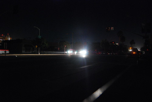 San Diego Blackout: Washington Street