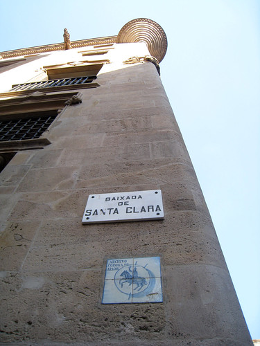 Barri Gotic Street Signs