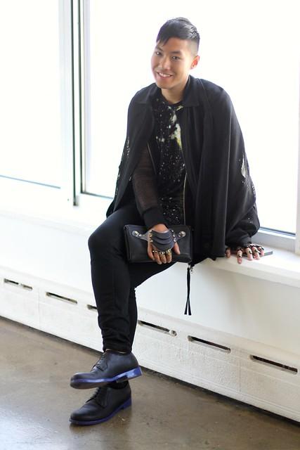 Show Style: Tony Wang at NAHM