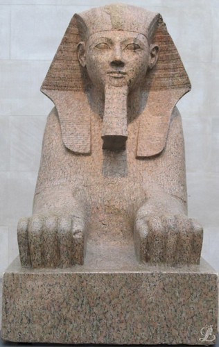 Who doesn't love a Sphinx?