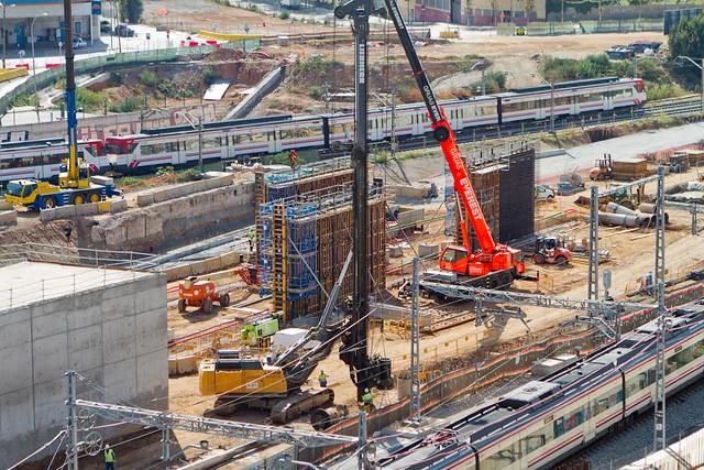 Zona subestación eléctrica - 21-09-11