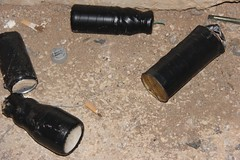 Improvised Explosive Device Discovered on Pale...