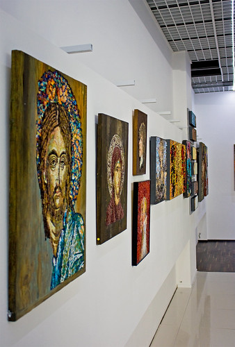 Vuew of Mosaics