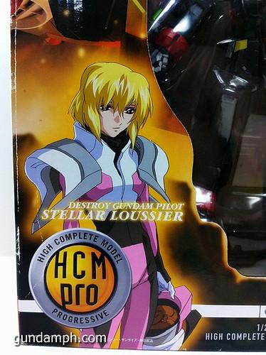 HCM Pro Destroy Gundam 1-200 GFAS-X1 Review (2)