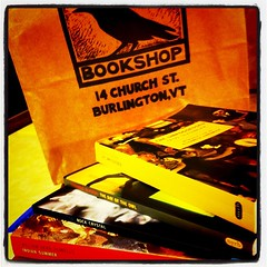 Crow Bookshop Finds