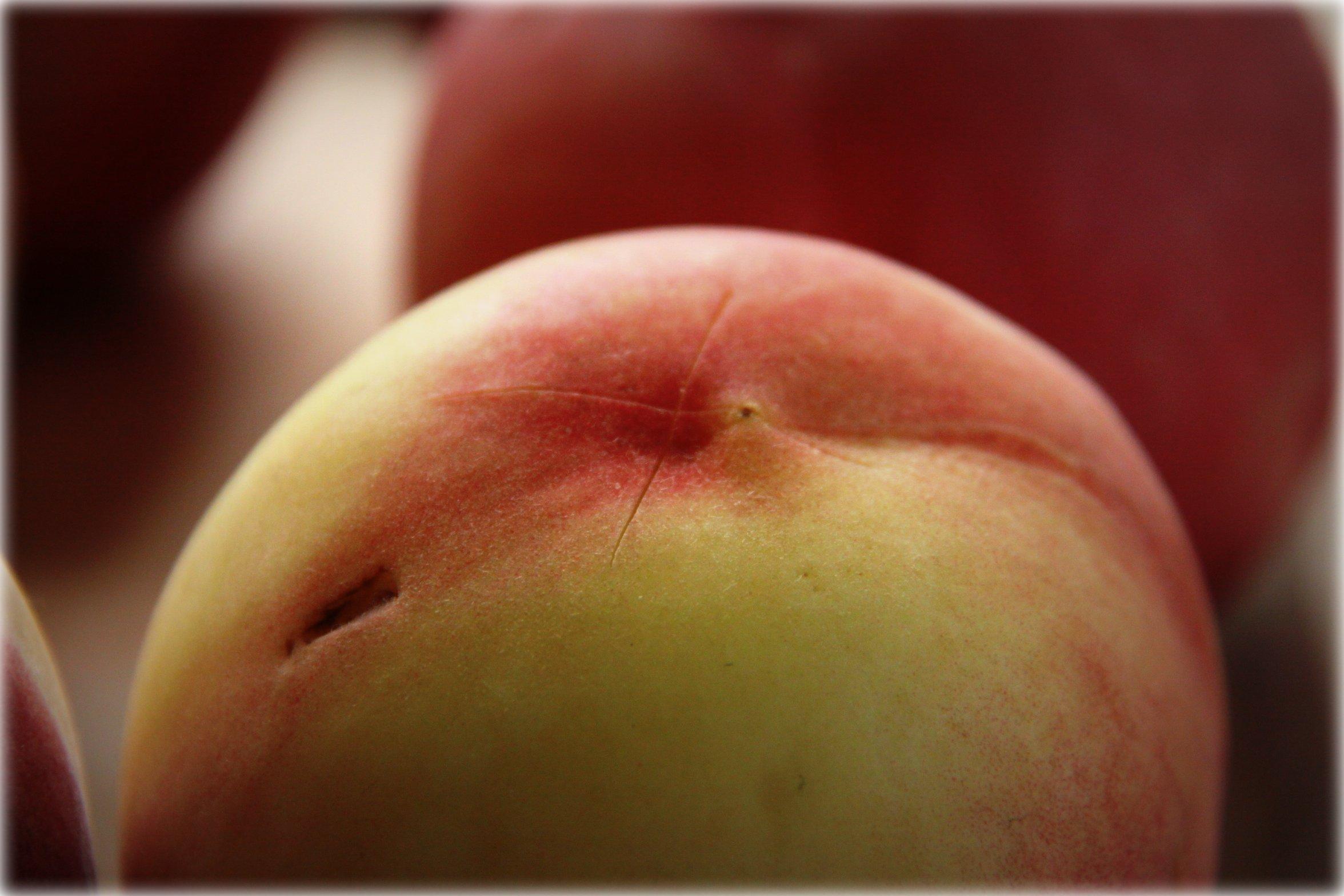 x peaches