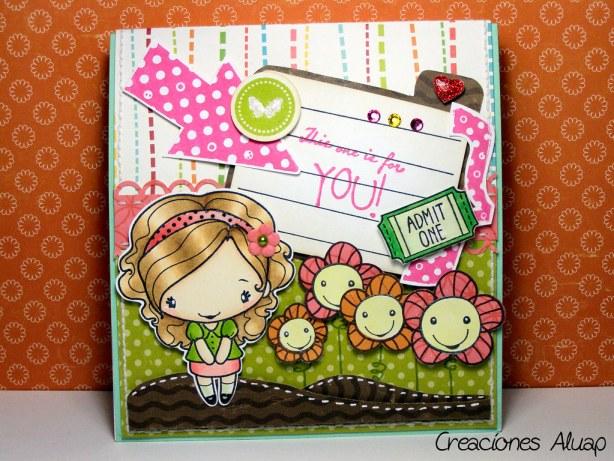 tarjeta cumpleaños anya lawnfawn
