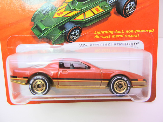 hot wheels hot ones 80's pontiac firebird chase white walls (2)