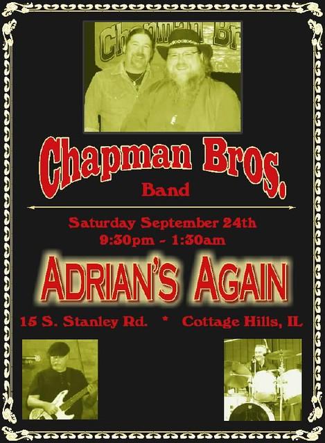 Chapman Bros Adrians 2 2011[1]
