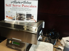 Magical Alaska Self Serve Pancakes