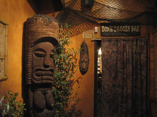 Dagger Bar at Don the Beachcomber