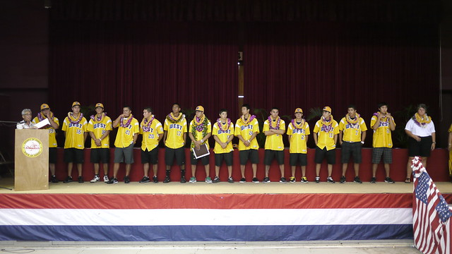 2011 World Champs: Hilo Little League Senior Division (14-16)