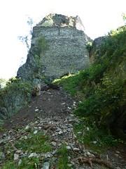 Zamek Niesytno by Polek