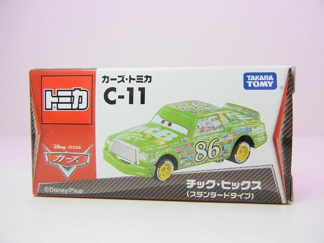 disney cars tomica c-11 Chick Hicks (1)