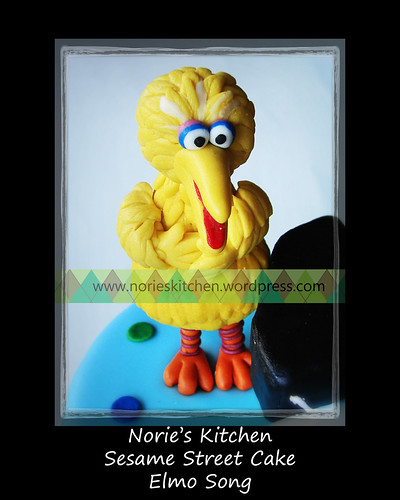 Norie's Kitchen - Sesame Street - Elmo Song