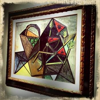 Nature morte, Picasso