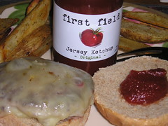 Firs tField Ketchup