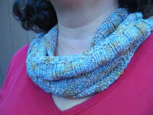 finished palindrome infinity scarf
